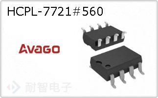 HCPL-7721#560